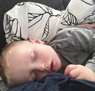 Sovende barn