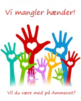 Vil du være frivillig på Ammenet